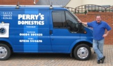 PERRY'S DOMESTICS - Domestic Appliance Repairs Service Sales Tewkesbury - Washing Machine, Tumble Dryer, Dishwasher